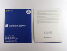 5 Zugriffslizenzen (Benutzer) für Windows 2012 Server, MLP - neu, SKU: R18-04094