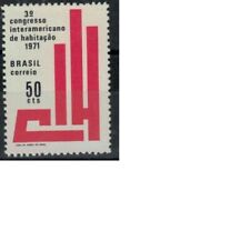 Brazilie mi 1277 (1971) plakker - mh - x