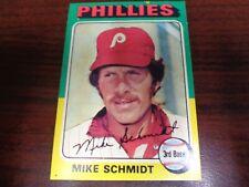 1975 Topps Mike Schmidt #70 REPRINT Baseball Card-PHILLIES