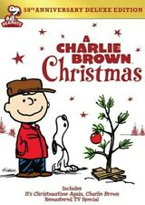 A Charlie Brown Christmas (DVD) BRAND NEW, WITH Slipcover