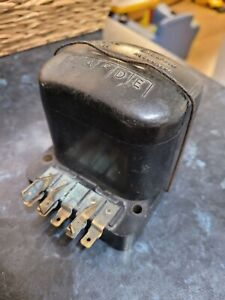 Vintage Lucas RB106 12V voltage regulator