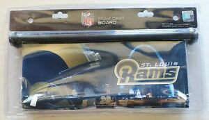 St Louis Rams Magnetic Dart Board NEW Sealed in Box 6 Darts included