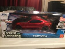 "Jada Toys Hyper Chargers R/C  ""SCION FR-S"" ~ Red ~ BRAND NEW"
