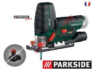 PARKSIDE® Scie sauteuse sans fil à mouvement pendulaire PSTKA 12 A1,SSBat SSchar