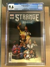 **STRANGE ACADEMY #1** Opena Variant 1:50 CGC 9.6 White Pages NM 2020
