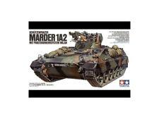 Tamiya 1/35 scale Marder 1A2 tank model kit