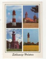 Schleswig Holstein Germany Lighthouse Postcard 408a ^