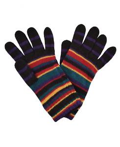 Paul Smith Men's Gloves - BNWT Signature Multi Stripe Cashmere-mixed  RRP:£69
