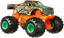 Hot Wheels Fyj83-39 Monster Jam Truck Splatter Time! 2019 1:24 Scale