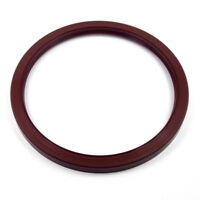"Oil and Grease Seal 1.181/""x 2.047/""x 0.276/"" Inch Rubber Covered Double Lip w//Gart"