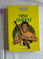 New Zealand Insight Guides 1986 2nd Edition