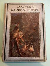 Coopers Lederstrumpf von Carl Treumund ca 1920