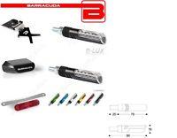Portatarga + Luce Targa LED + Catadiottro + Frecce IDEA L per Ducati Monster 696