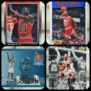 Michael Jordan Pre To 1992 Inserts & Premiums - Pick Your Card