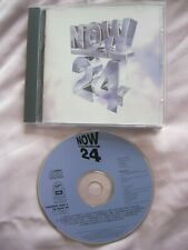 VARIOUS -NOW THAT'S WHAT I CALL MUSIC 24.(CD 1993).EAN:077778948223.DISC 1 ONLY.