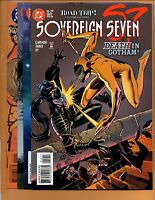 Sovereign Seven #12 13 14 15 High Grade NM to NM+
