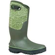 Ladies BOGS Classic Tall Appaloosa Waterproof Insulated Boots Wellies 72425