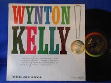 WYNTON KELLY LP-3022 VEE JAY ORIGINAL USA DEEP GROOVED EXC+