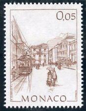 STAMP / TIMBRE DE MONACO N° 1404 ** MONACO D'AUTREFOIS / PLACE DE LA VISITATION