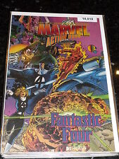 MARVEL ACTION HOUR Comic (Fantastic Four & Iron Man) - Genesis Comics