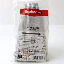 4 x FISCHER Dübel 62617 Ankerstange RG M 12 x 160 VPE = 4 Stück - NEU