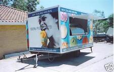 New Food Van 3.6m X 2.4m RENT TO OWN built new