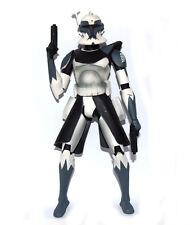"Star Wars Wolfpack Commander Wolffe Clone Trooper 10"" Loose Statue Figure"