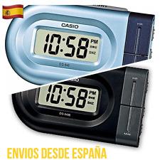 Reloj casio DQ-543B LED Alarma Beep Snooze 2 Colores 12/24 Nuevo!!!