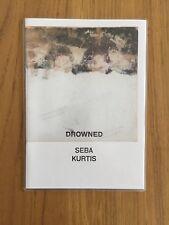 Drowned by Seba Kurtis. 2011, Here Press. Signed. Rare Photobook.