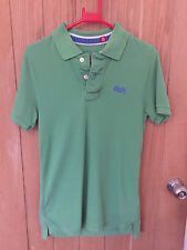 Mens Teens Superdry Polo Shirt Size S