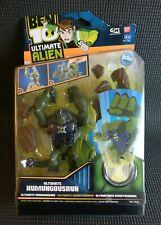 BEN 10 Ultimate Alien HUMUNGOUSAUR Action Figure Bandai Deluxe Alien Collection