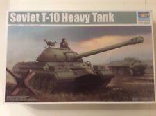 Trumpeter 1/35 Soviet T-10 Heavy Tank # 05545
