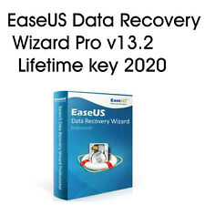 EaseUS Data Recovery Wizard Pro v13.2 / Lifetime key 2020