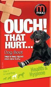 Mikki Dog Boot Size 3 - 38703