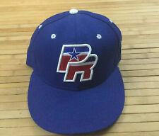 Puerto Rico World Classic Baseball New Era Fitted Hat Cap size 7 Unisex