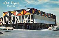 Postcard Silver Palace Casino in Las Vegas, Nevada~119762