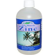 Eidon suplementos de minerales, minerales iónico, zinc, 18 OZ (approx. 510.28 g) (533 Ml)