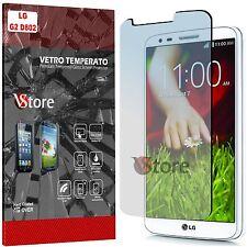 """Pellicola in Vetro Temperato Per LG G2 D802 Proteggi Salva Schermo Display 5,2"""""""