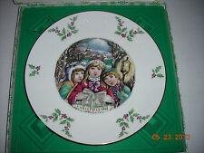 "Royal Doulton ""Merry Christmas"" 1981 Plate"