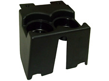 Jeep Cherokee XJ 1984-1996 Factory Console Cup Holder in Black Plastic