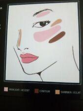 NYX Professional Cream Highlight & Contour Palette Set Kit - CHCP03 Deep .....