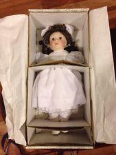 Fabuleux coffret franklin heirloom grande poupée