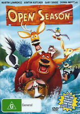 Open Season - Animation / Comedy / Adventure / Family - NEW DVD