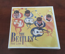 """Beatles Limited Edition """"Real Love"""" CD Box...UFO...Sealed...MInt...London"""