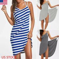 Women Bathing Suit Bikini Swimwear Cover Up Beach Maxi Dress Sarong Wrap Pareo