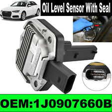 Oil Level Sensor With Seal 1J0907660B For Audi A2 A3 A4 A6 A8 Seat Golf Passat