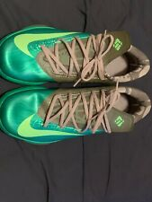 Nike KD 6 VI Bamboo Size 11 Green Mens Kevin Durant