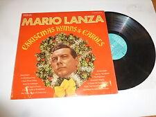 MARIO LANZA - Christman Hymns & Carols - 1969 UK 14-track Vinyl LP