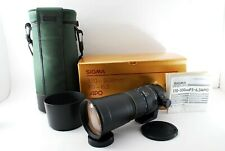 [Mint] Sigma 170-500mm f/5-6.3 APO AF Zoom Lens for Sony Minolta A Mount 721257