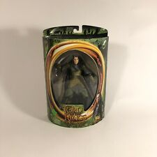 2001 Lord of the Rings Elrond Elven Sword Attack Action Figure ToyBiz Fellowship